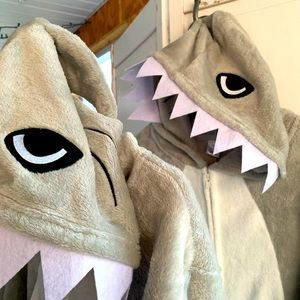 🔥SHARK ONESIES his and her matching NWOT!🔥